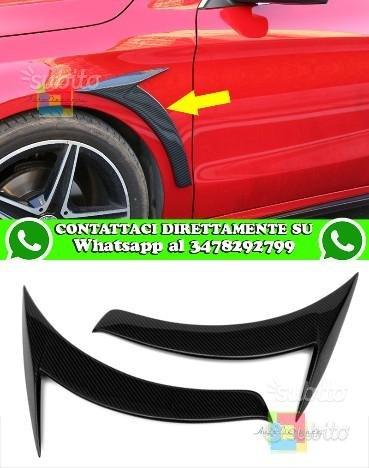 Mercedes cla w117 2014+ modanature laterali amg