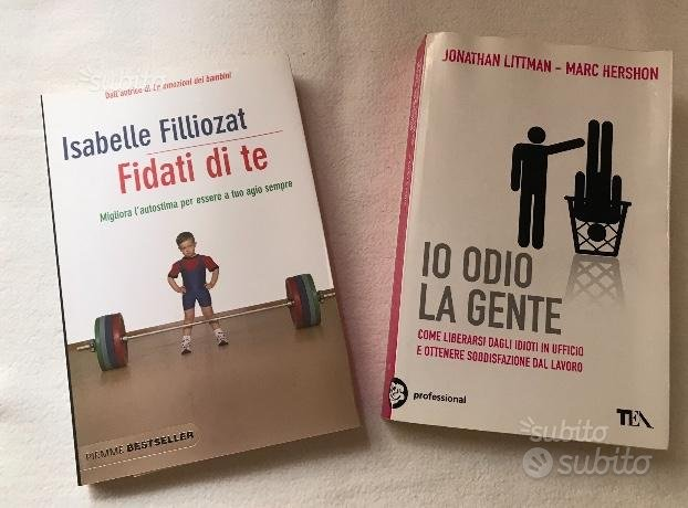 Diversi libri di Freud e Schoppenhauer
