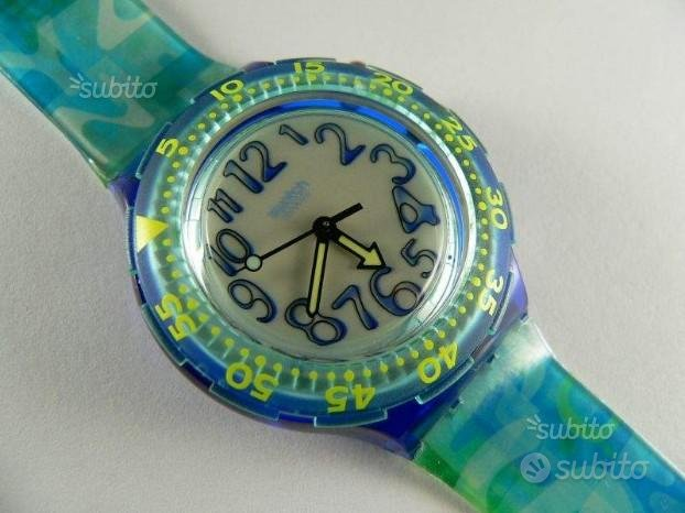 Ghiera swatch SEA SPELL