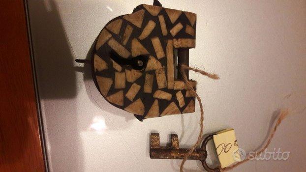Collezione lucchetti antichi