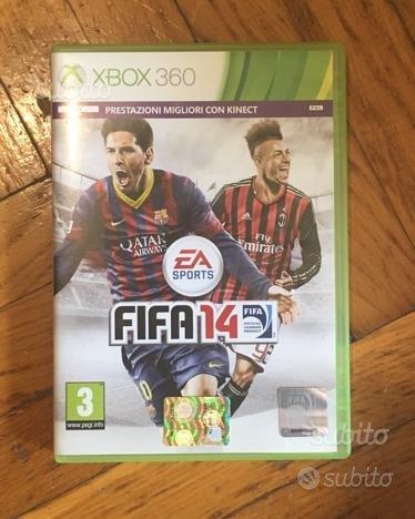 Giochi Fifa per Xbox 360 usati
