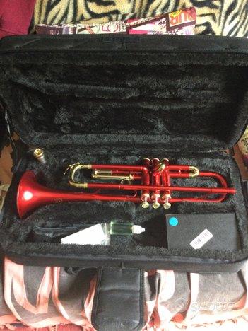 Tromba Rossa Amati