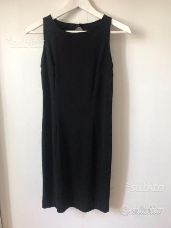 Tubino nero donna tg.38-40