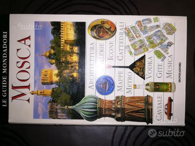 Guida Mondadori Mosca e Anello d'Oro