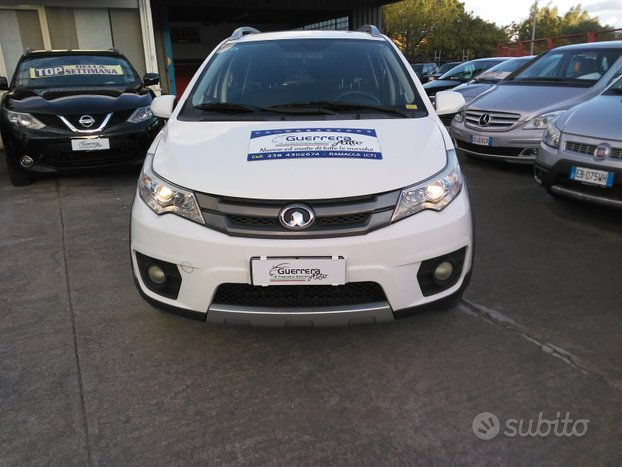 GREAT WALL MOTOR Voleex C20R - 2014 BEN\GPL 1.5