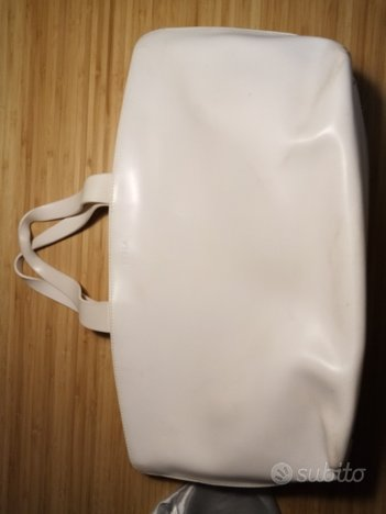 Borsa originale Furla color bianco