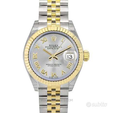 [NUOVO] Rolex Lady Datejust 279173-0005 Silver