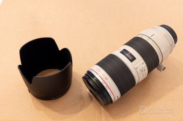 Canon EF 70-200mm f2.8 L IS II USM