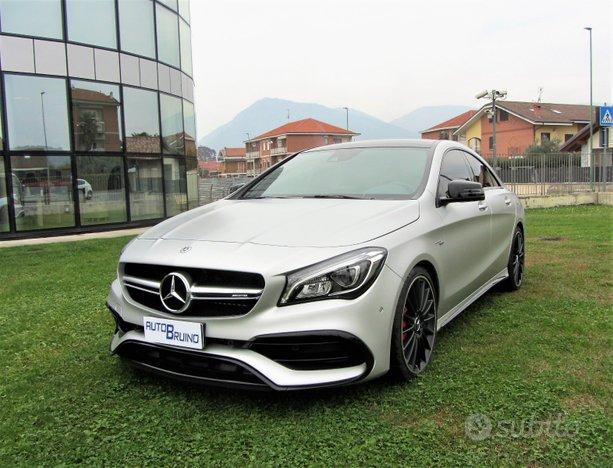 Mercedes-Benz CLA 45 AMG 4Matic RACE EDITION