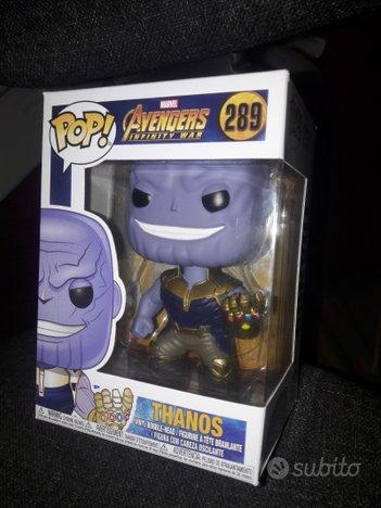Funko pop marvel avengers infinity war thanos 289