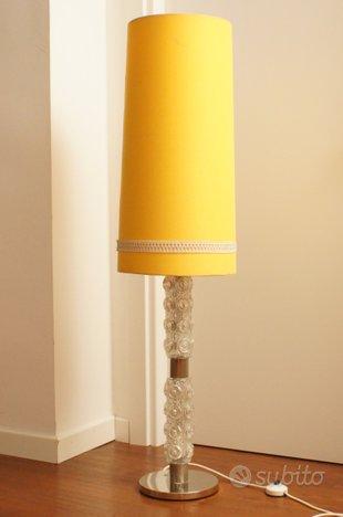 Lampada da terra Kalmar Design anni '60 Vintage,Barovier & Toso