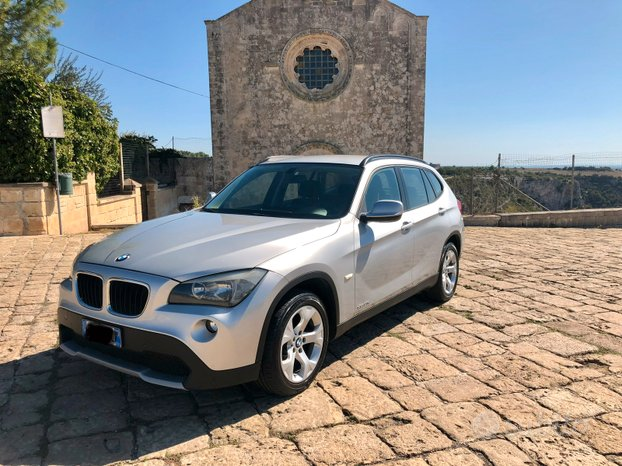 BMW X1 xDRIVE 2.0 d ATTIVA