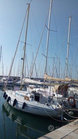 Barca a vela Brigand