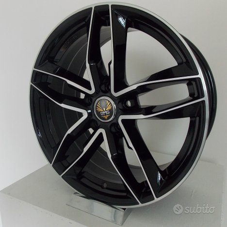 """Cerchi in lega 17"""" Audi VW Mercedes ITALY"""