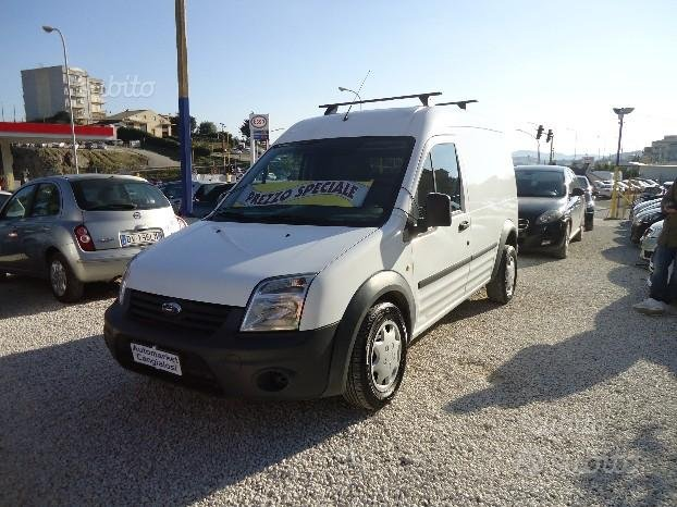 Ford connect 1.8 tdci 80000 km 2012