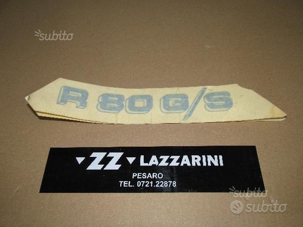 Etichetta gommata sinistra adesivo PK 09 x BMW G/S