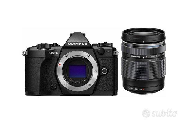 Olympus E-M5 Mk II kit 14-150mm II black