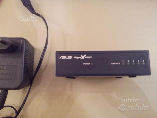 Switch 5 Porte Asus GigaX1005/G