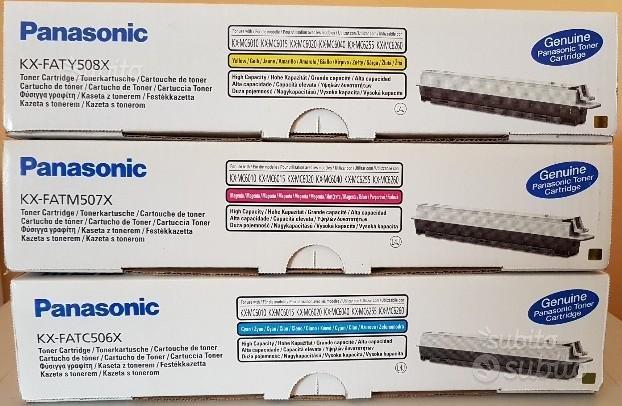 Toner Panasonic ORIGINALI