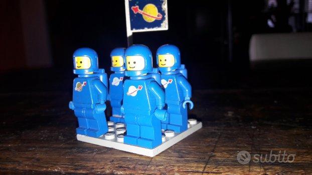 lego spazio space vintage figures personaggi