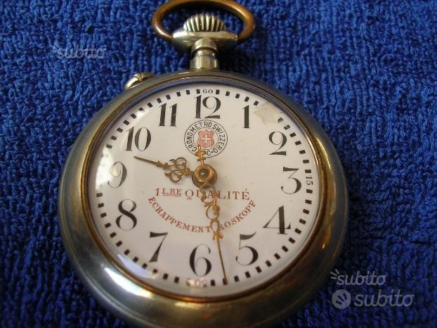 Orologio antico cipolla