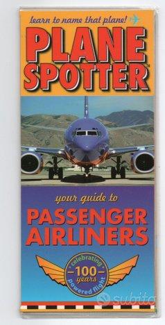 Plane spotter,guida al riconoscimento degli aerei