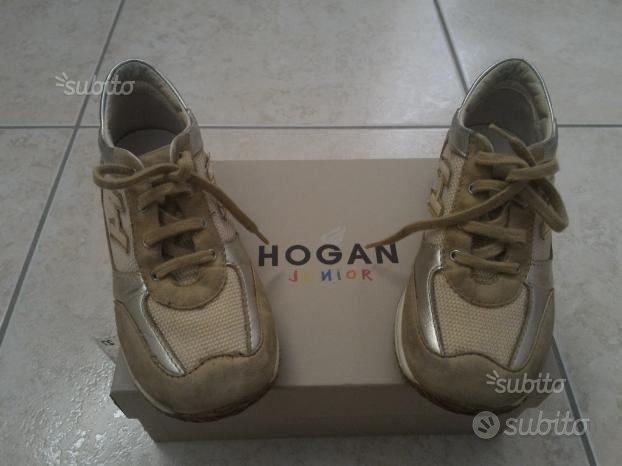 Scarpe Hogan Junior per bimba