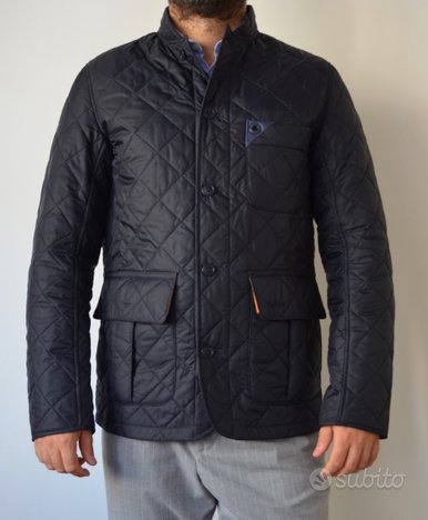 BARBOUR GREATCOAT CEDRIC QUILTED Tg M