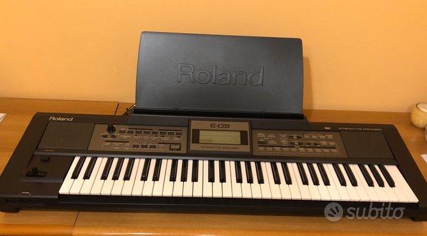Tastiera Arranger Roland E09
