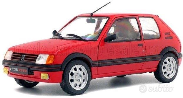 Modellini auto solido scala 1:18 205 2cv bmw mini