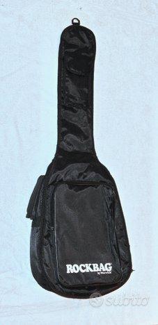 Custodia imbottita per chitarra Warwick Rockbag