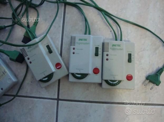 Termostaci x coperte o materassini elettrici
