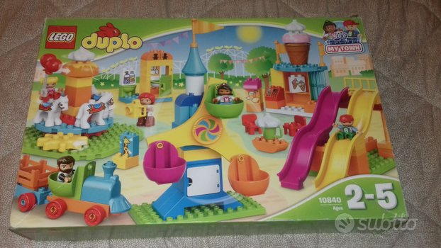 Lego DUPLO 10840 Il grande Luna Park