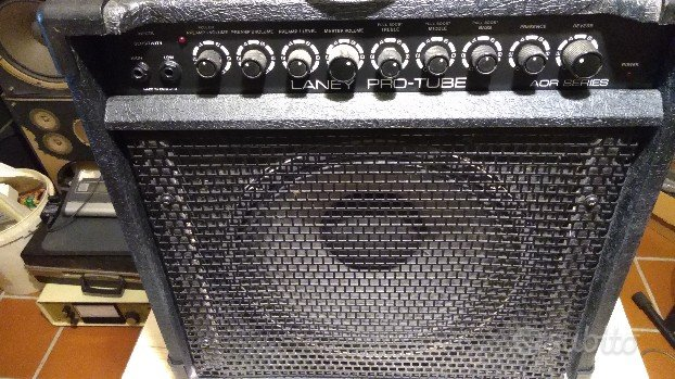 Amplificatore valvolare LANEY A. O. R. PRO-TUBE