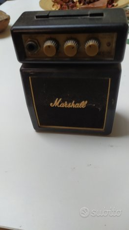 Mini amplificatore marshall ms-2