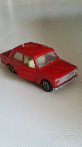 MERCURY Fiat 124 scala 1/43