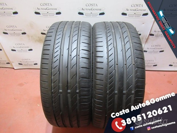 Gomme 225 40 18 Continental 85% 225 40 R18