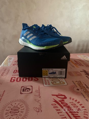 Adidas solar boost nuove
