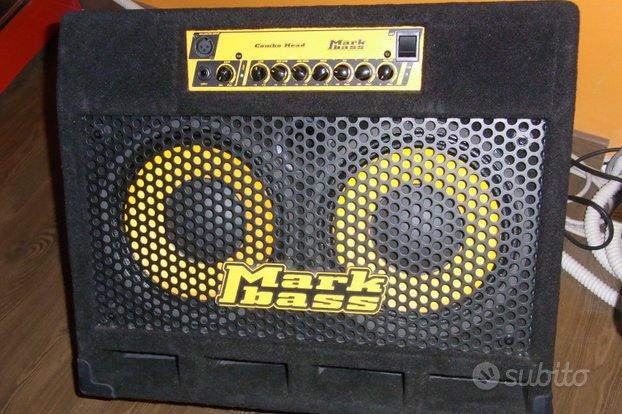 Amplificatore Mark bass 102P