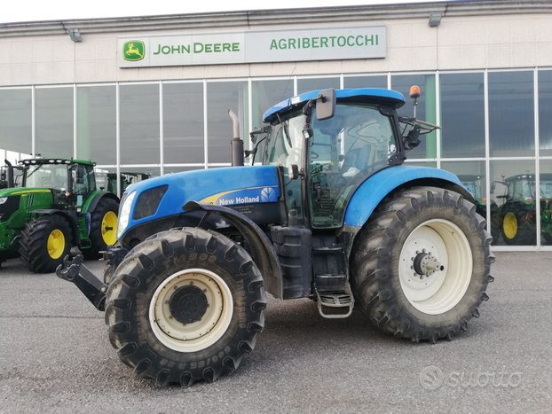 Trattore new holland t 7050