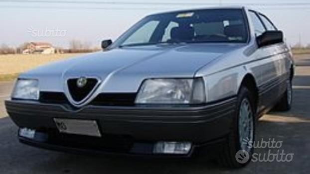 Ricambi Alfa Romeo 164