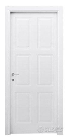 Porta interna laccata avorio crema