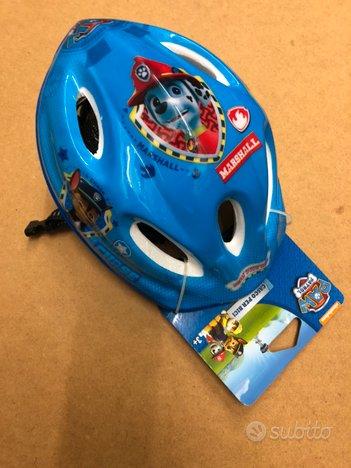 Paw patrol, casco per bici