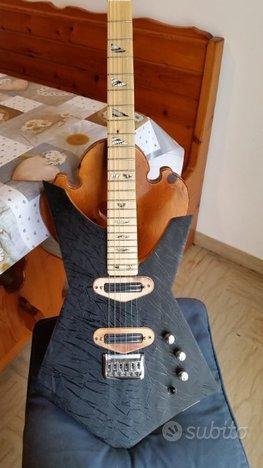 Progettazione e realizzazione chitarre
