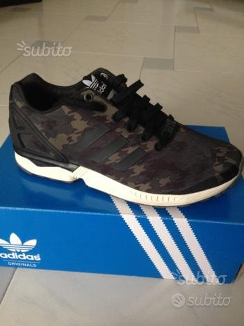 Adidas Zx Flux camouflage Perfette