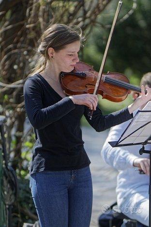 Violino per musica al matrimonio ed eventi