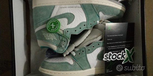 Nike Air Jordan 1 High Retro Turbo Green