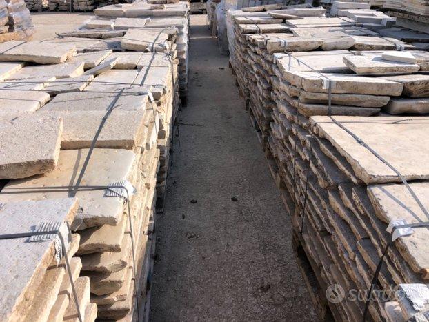 Pietre di recupero basole per pavimenti