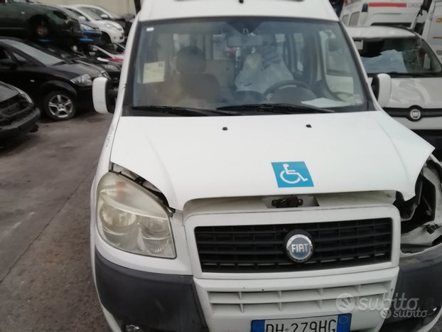 Fiat Dobl Anno 2007 1.4 Benzina Per Ricambi