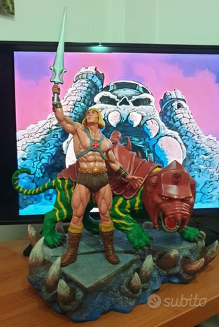He-man and the masters of the universe stampa 3d